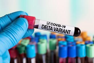 Varianta Delta a coronavirusului afectează tot mai mult Europa. ECDC: Răspândirea variantei va ajunge la 90%