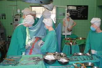 2.500 de bolnavi din Romania asteapta un transplant