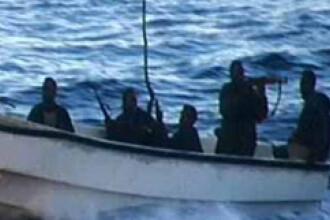 Piratii somalezi au capturat inca o nava pe care se aflau marinari romani!