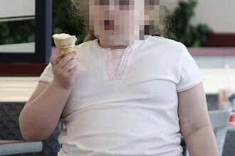Copiii crescuti de bunici au sanse mai mari sa devina obezi