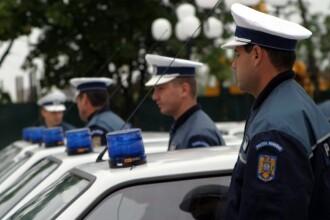 Ramasi fara 25% din salariu, politistii romani vor sa-si mai ia un serviciu