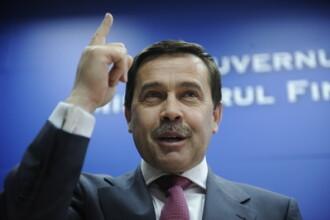 Ministrul de finante: Romania ar putea intra in recesiune in 2009