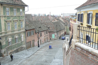 Sibiu - Casa Mumiei Albastre