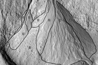 Pe Marte au existat ape curgatoare!