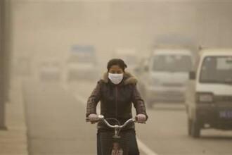 Ne inecam in praf! Romania, locul 2 in topul celor mai poluate tari din UE!
