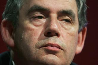 Gordon Brown este paranoic si are excese de furie, spune un analist politic