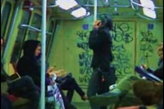 Lectii de amor: cum sa-ti porcaiesti fostul in metrou