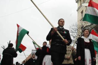 Maghiarii din Ardeal au comemorat 90 de ani de la Trianon