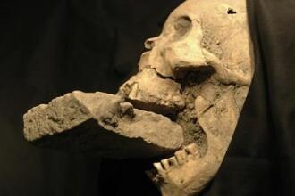 Istoricii italieni sustin ca au descoperit scheletul unei femei-vampir!