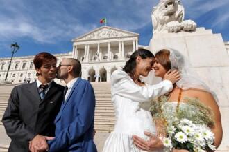Noul cod civil defineste casatoria doar ca uniune intre femei si barbati!