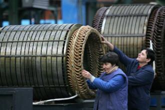 Industria a urcat cu 5,9% in trimestrul doi