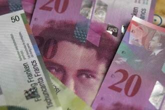 Solutii de refinantare pentru romanii imprumutati in franci elvetieni