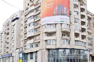 Protest impotriva blocurilor-turn din Bucuresti:
