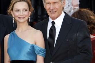 Harrison Ford si Calista Flockhart s-au logodit!