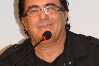 Duetul Al Bano-Montserrat Caballe blocheaza circulatia in centrul Capitalei