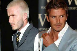 David Beckham a tuns in direct un prezentator tv! VIDEO