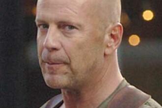 Cabana lui Bruce Willis din Idaho a ars in intregime!