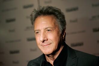 Dustin Hoffman, de origine romana, va juca rolul unui erou roman