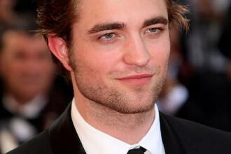 Robert Pattinson,cel mai sexy barbat din lume pentru a doua oara consecutiv