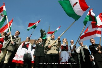 Consiliul National Secuiesc cere maghiarilor sa se