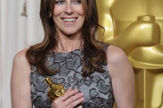 Katheryn Bigellow, prima femeie care ia Oscarul pentru cea mai buna regie!