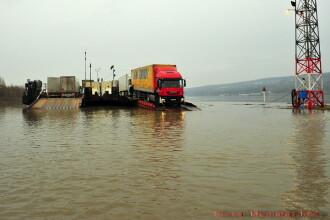 Cod portocaliu si galben de inundatii pentru judetele din sudul tarii!