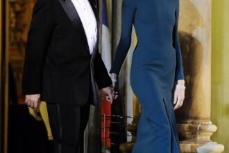 Carla Bruni despre casnicia cu Nicolas Sarkozy: