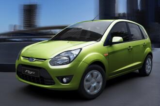 Ford a lansat oficial modelul Figo. E