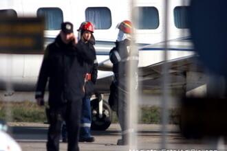 Aterizare de urgenta pe aeroportul din Timisoara. Pasageri in pericol