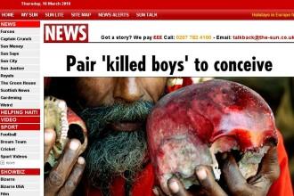 Victime ale magiei negre! Au omorat cinci baieti la indemnul unui vraci