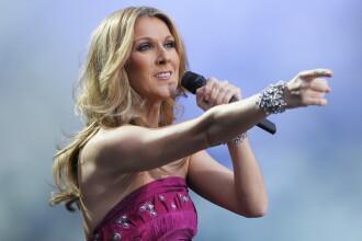 Momente de panica pentru fanii lui Celine Dion. Zvonul fals cum ca a murit a aparut pe Facebook