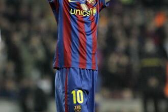 Cel mai bun fotbalist al lumii vrea sa joace pe National Arena.Messi poate salva meciul cu Argentina