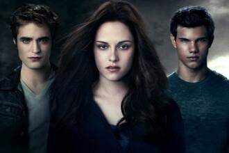 Vezi primele imagini din Twilight Saga: Eclipse