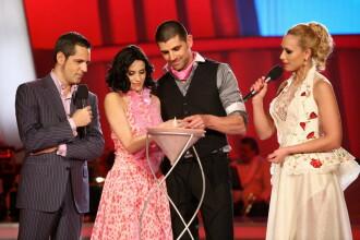 Dragos Bucurenci si Elena Geru au parasit competitia visurilor