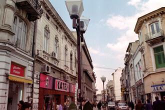 Centrul Vechi din Bucuresti, cel mai vizitat santier din Romania