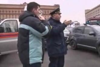 O universitate din Moscova, evacuata, in urma unei alerte cu bomba