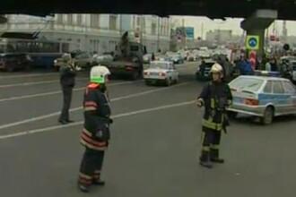 Alerta cu bomba la principala catedrala ortodoxa din Moscova