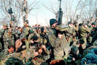 Un comando de rebeli a atacat sediul Parlamentului cecen! 8 morti