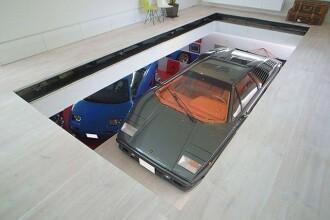 Vila cu garaj direct in living room! FOTO