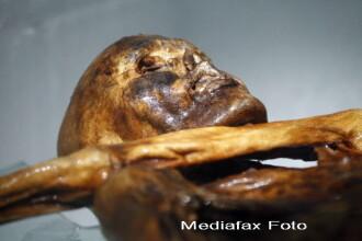 Descoperire remarcabila intr-o mumie de 5.000 de ani.