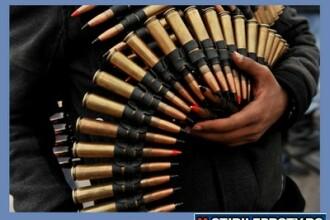 Ghadaffi recucereste Libia oras cu oras. Ce spune Occidentul