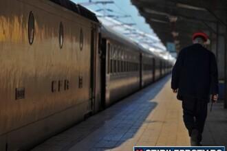 Cine intarzie trenurile intre Moldova si Bucuresti