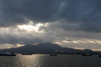 Frica de tsunami: 300 de persoane, evacuate de rusi din Insulele Kuril