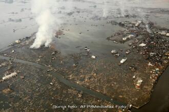 Japonezii, terorizati. Un cutremur de 8, urmat de tsunami, ar putea lovi
