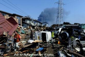 Japonia, bilant tragic. Peste 3.700 de morti si 17.000 de disparuti