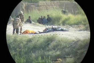 FOTO. Un lunetist britanic a doborat 2 talibani dintr-un singur foc