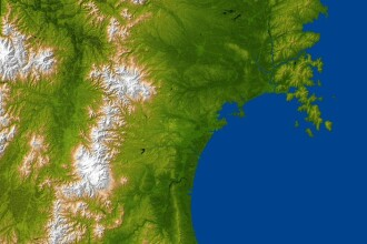 O epava a tsunamiului din Japonia a atins coasta statului american California