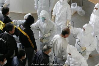 Nivelul radiatiilor de 1.600 de ori peste limita normala, in zona Fukushima