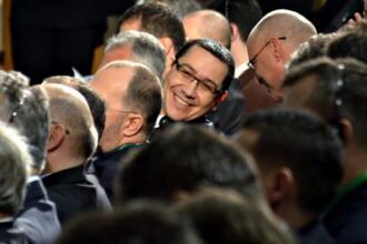 Ponta, despre ministrul Igas si premierul Boc: Nu va mai luati dupa prosti
