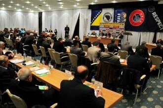 Ajutor nesperat pentru Romania: FIFA si UEFA suspenda nationala Bosniei